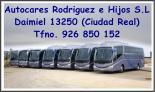 Autocares Rodr�guez e Hijos.